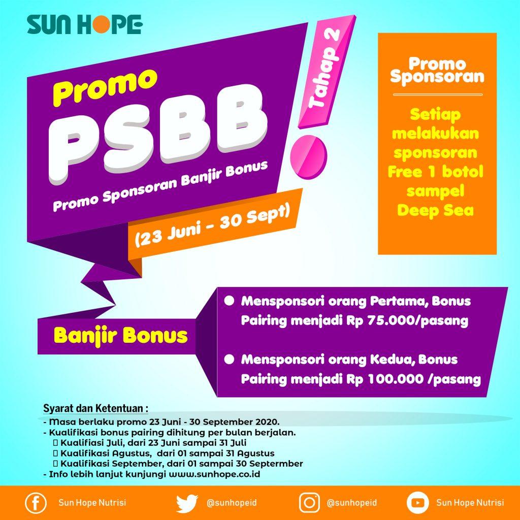 web banner pop up square promo PSBB